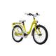 s'cool niXe 18 Bicicletta bambino steel giallo